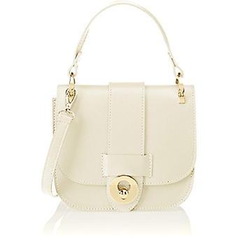 Chicca tassen 1528 handtas vrouwen beige 19x17x7cm (b x H x L)