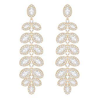Swarovski Gold-plated Women's Stud Earrings - 5350617