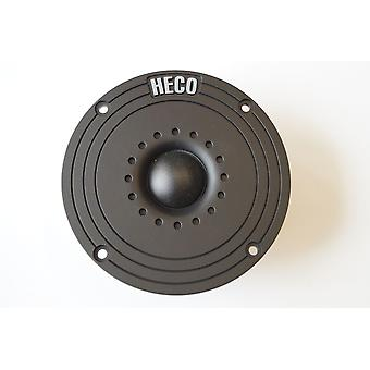 1 pair 25 mm fabric tweeter Heco HT25K GE670 S 75 Watt max., service merchandise