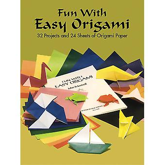 Dover Publications Fun avec Origami facile Dov 27480