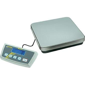 Platform scales Kern Weight range 12 kg Readability 1 g