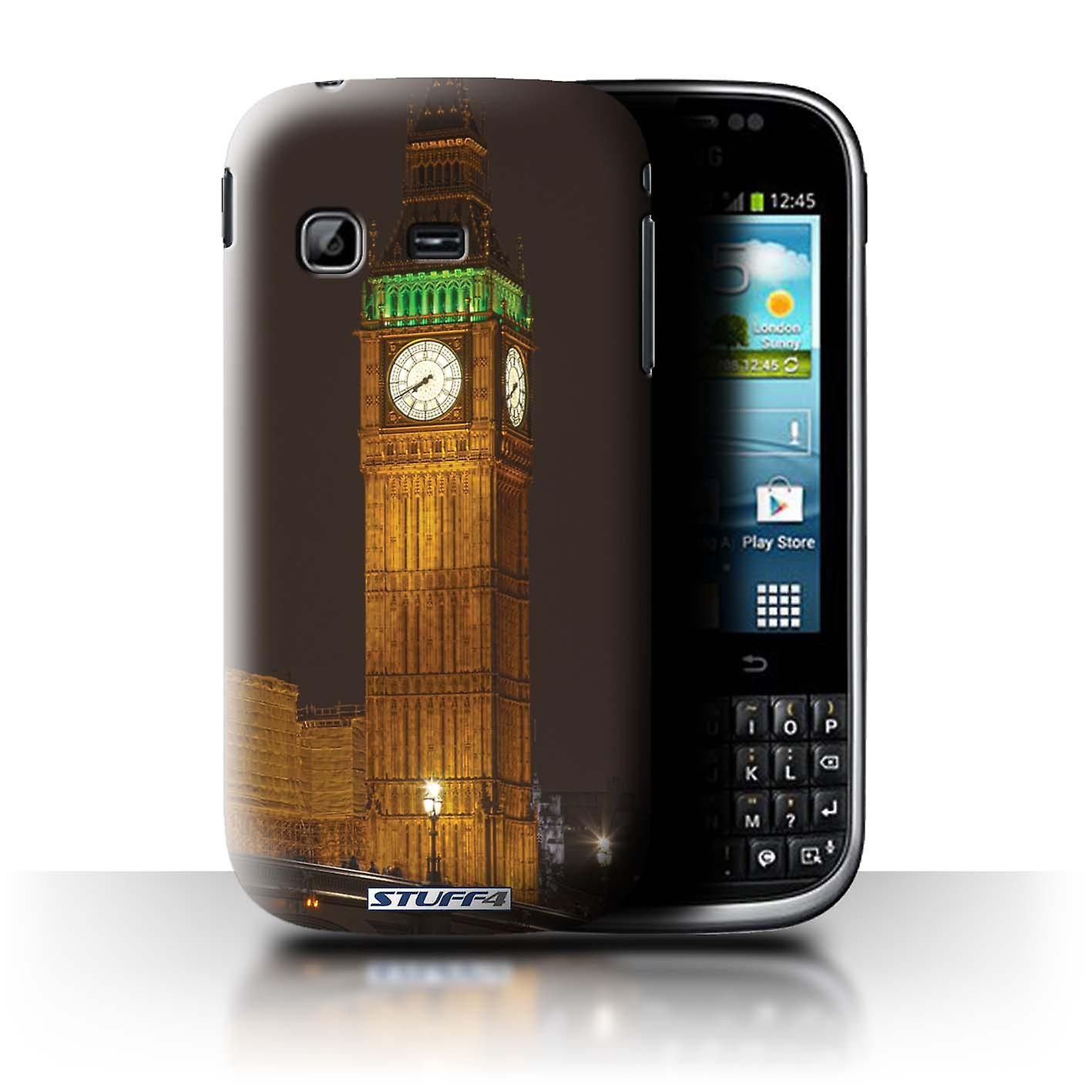 Stuff4 Case Cover For Samsung Galaxy Chat B5330 Big Ben