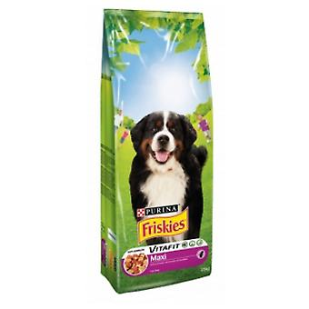Friskies Maxi Dog Meat (Dogs , Dog Food , Dry Food)