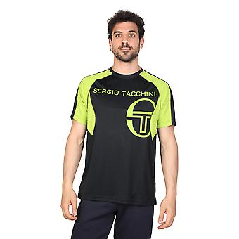 Tacchini Polo Black Men