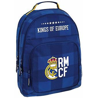 Real Madrid Day Pack Doble Adaptable Carro Real Madrid