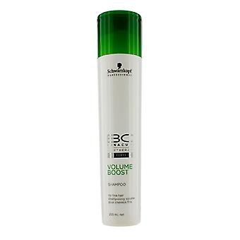 Schwarzkopf BC Volume Boost Shampoo - For Fine Hair (New Packaging) 250ml/8.4oz