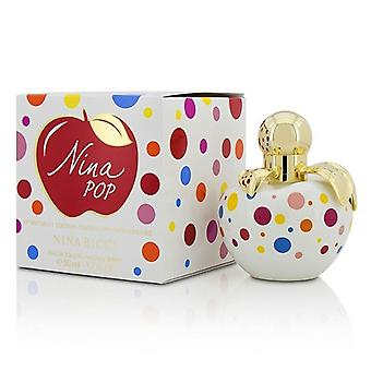 Nina Ricci Nina Pop Eau De Toilette Spray (10th Birthday Edition) 50ml/1.7 oz