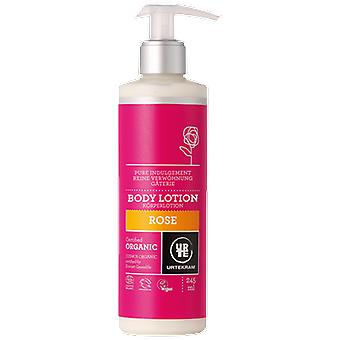 Urtekram rose body lotion 245ml (Beauty , Body  , Moisturizers)