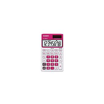 Calculator Casio SL-300NC red