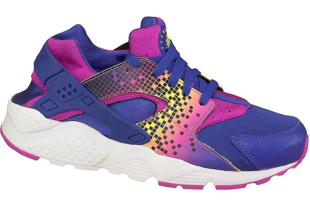 Nike Huarache Run Print Gs  704946-500 Kids sneakers