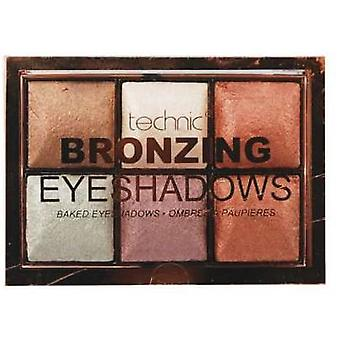 Technic Colour Max Baked Eye Shadow Bronze