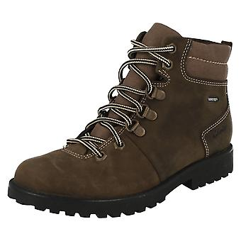 Boys Clarks Waterproof Ankle Boots Diggy Hike