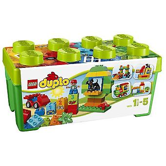Lego 10572  Duplo All-In-One-Box-Of-Fun