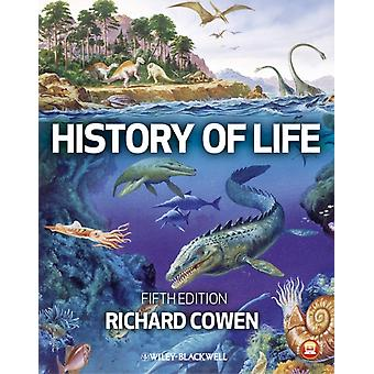 History of Life (Paperback) by Cowen Richard