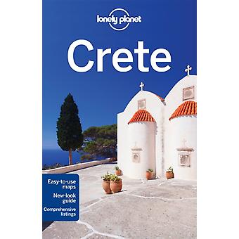 Lonely Planet Crete (Travel Guide) (Paperback) by Lonely Planet Averbuck Alexis Armstrong Kate Miller Korina Waters Richard