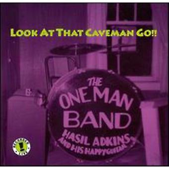 Hasil Adkins - Look at That Caveman Go! [Vinyl] USA import