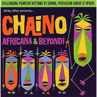 Chaino - Africana & Beyond! [CD] USA import