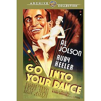 Ga in Your Dance [DVD] USA import