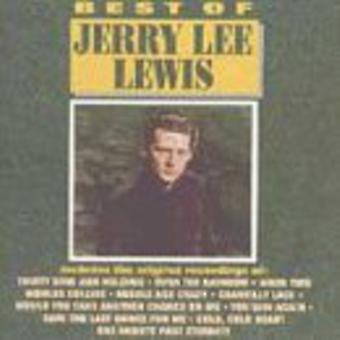 Jerry Lee Lewis - bästa Jerry Lee Lewis [CD] USA import