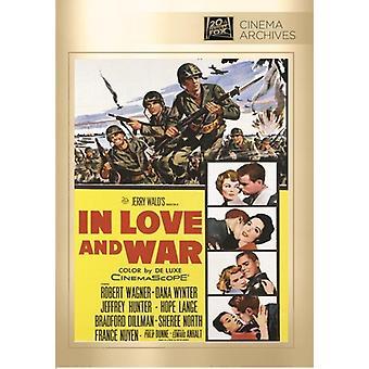 In Love & War [DVD] USA import