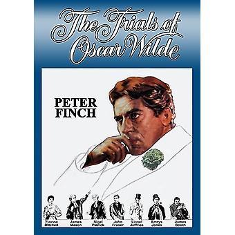 Forsøg af Oscar Wilde [DVD] USA importerer