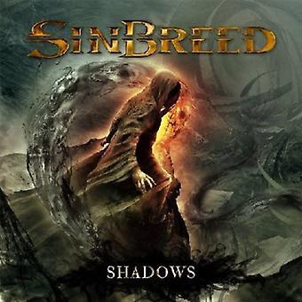 Sinbreed - Shadows [CD] USA import