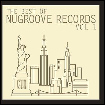 Best of Nu Groove Records - Vol. 1-Best of Nu Groove Records [CD] USA import