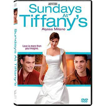 Sundays at Tiffany's [DVD] USA import
