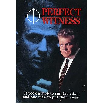 Perfect Witness [DVD] USA import