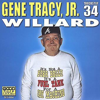 Gene Tracy Jr. - Willard [CD] USA import