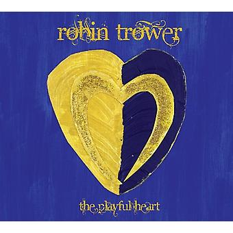 Robin Trower - legesyge Heart [CD] USA import