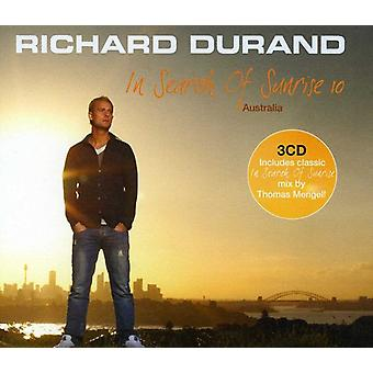 Richard Durand - In Search of Sunrise 10 'Australien' [CD] USA import