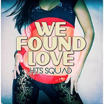 Träffar Squad - Vi hittade kärlek [CD] USA importerar