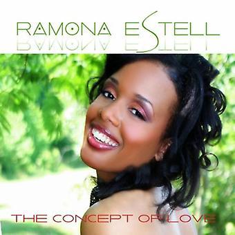 Ramona Estell - Concept of Love [CD] USA import