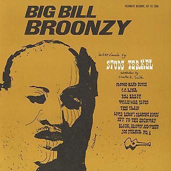 Big Bill Broonzy - His Story [CD] USA import