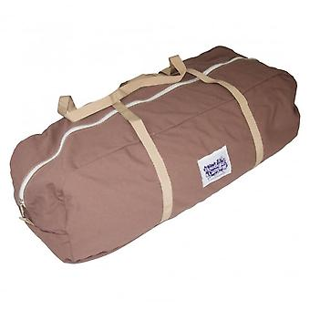 Boutique Camping Bell Tent Spare Bag - Chocolate Brown