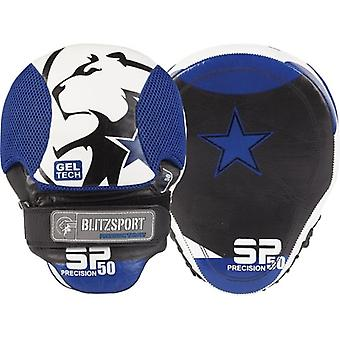 Blitz sport SP50 Gel Tech Focus Pads - blauw