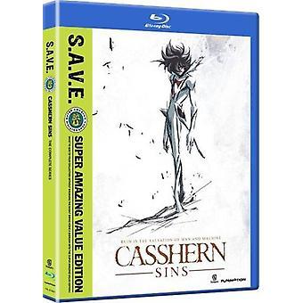 Casshern: Complete serie S.a.V.E. [BLU-RAY] USA import