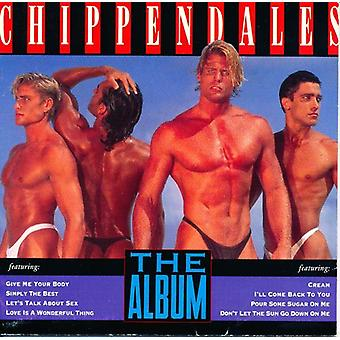 Chippendales - The Album (CD) (Käytetty)