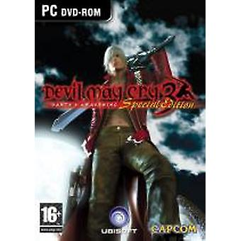 Devil May Cry 3 : Special Edition (PC DVD) (ouragan)