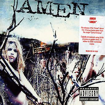 Amen - Amen [CD] USA importerer