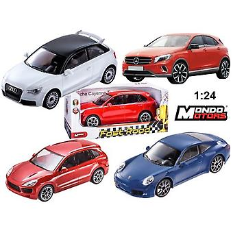 Mondo Fast Road assortment Mercedes Gla 1:24