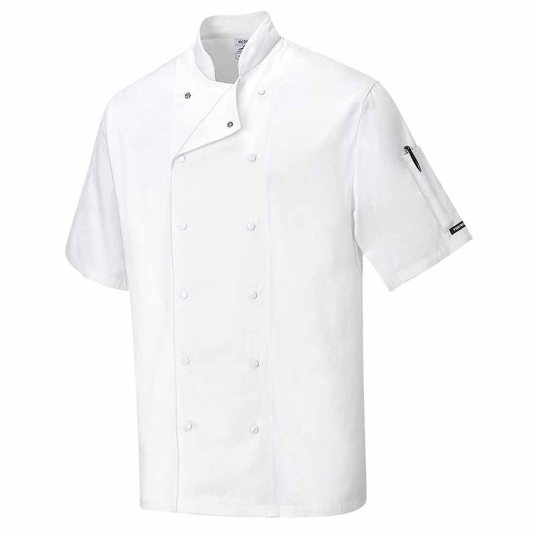 Portwest - Aberdeen Chefs Kitchen Workwear Jacket