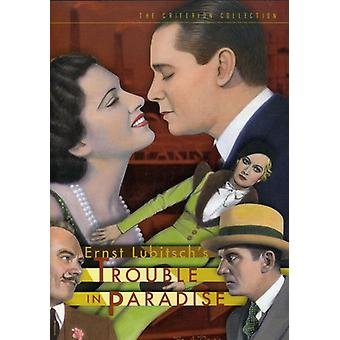 Trouble in Paradise [DVD] USA import