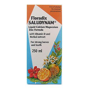Floradix, Saludynam Liquid, 250ml