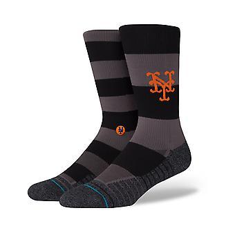 Position Mets Nightshade Crew Socks