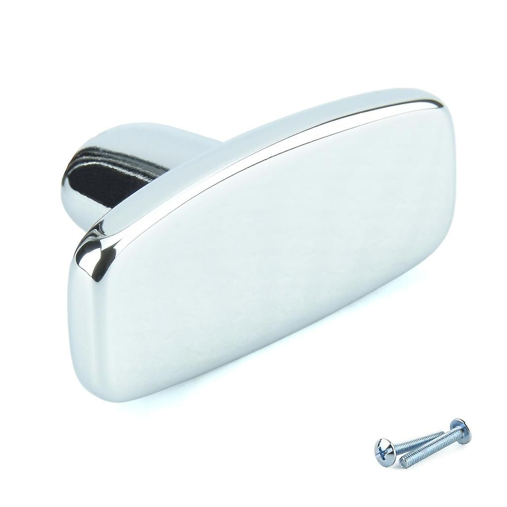 M4TEC Interior Kitchen Cabinet Door Knobs Cupboards Drawers Bedroom Furniture Pull Handles Polished Chrome. R3 series