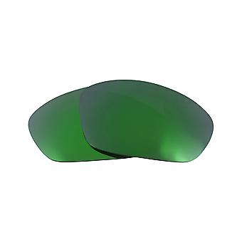 Straight Jacket Polarized Lenses Accessories Green Navy Blue by SEEK fits OAKLEY