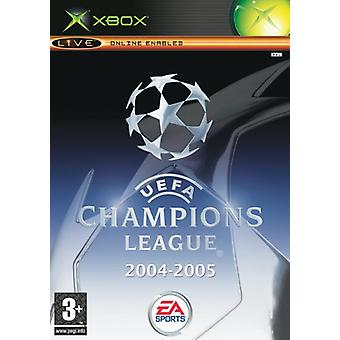 UEFA Champions League 2005 (Xbox) - Factory Sealed