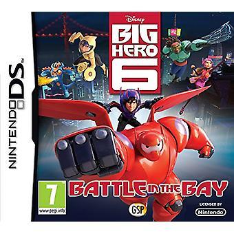 Disney Big Hero 6 slag in de baai (Nintendo DS)
